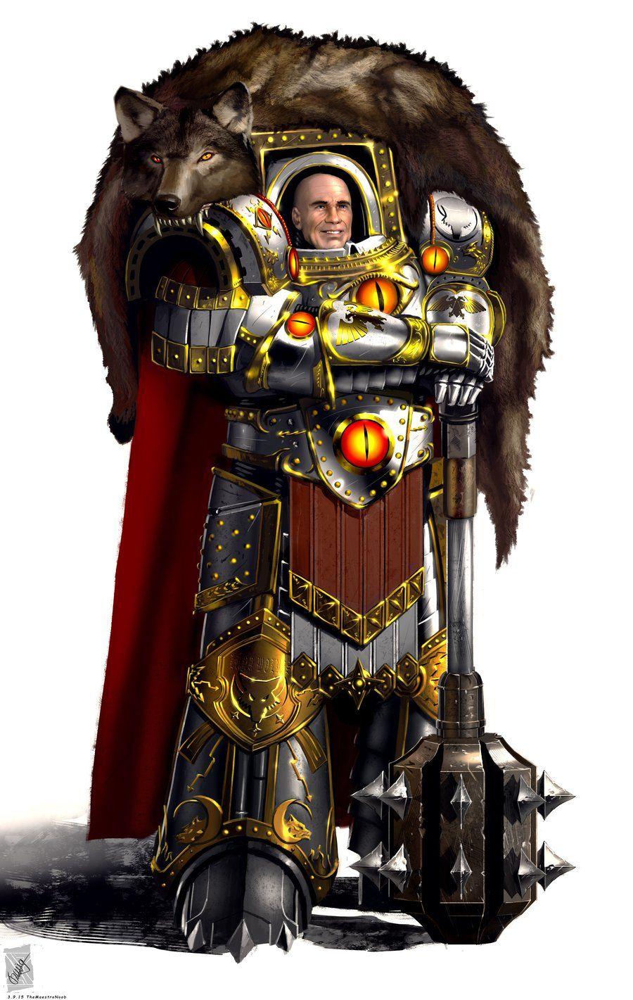40++ Warmaster horus info