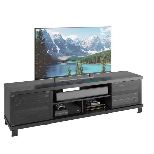 Overstock Com Online Shopping Bedding Furniture Electronics Jewelry Clothing More Wood Entertainment Center Corliving 70 Inch Tv Stand