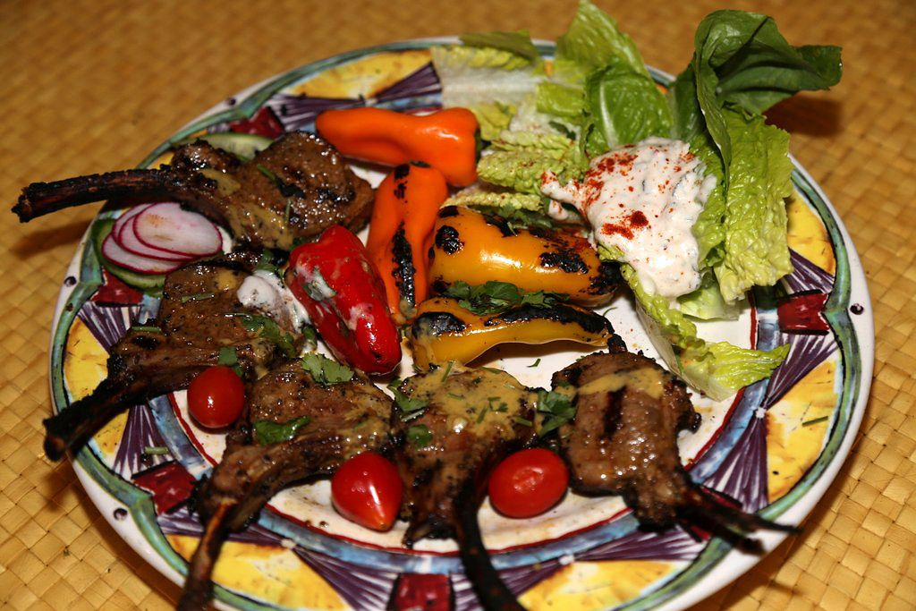 Lamb Chops is an appetizing dish concocted with tomato, onion, sweet peppers, and various other ingredients. Lamb Chops is chef's signature dish at Tandoor Indian Bistro in Tennessee. Visit today to relish the true Indian flavors. We also provide take outs.