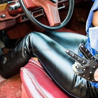 Boots Leather Jeeps Peace Pedalpumping Girlsinjeeps Pumpthatpedal