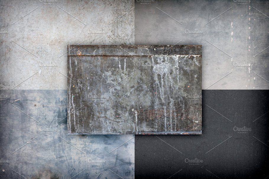 Concrete and Cement Textures Pack 2 CementConcretePack