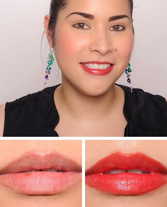 Dior Rouge Brilliant Lipgloss Review Photos Swatches Nars Audacious Lipstick Cream Lipstick Lipstick