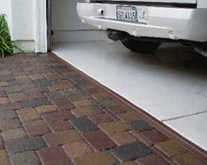 Garage Flooring Garage Door Threshold Seal 10 Cheap Interior Design Top Interior Design Firms Flooring