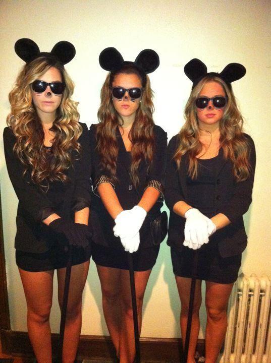 5 best sorority group costume ideas - Easy Cute Halloween Costume