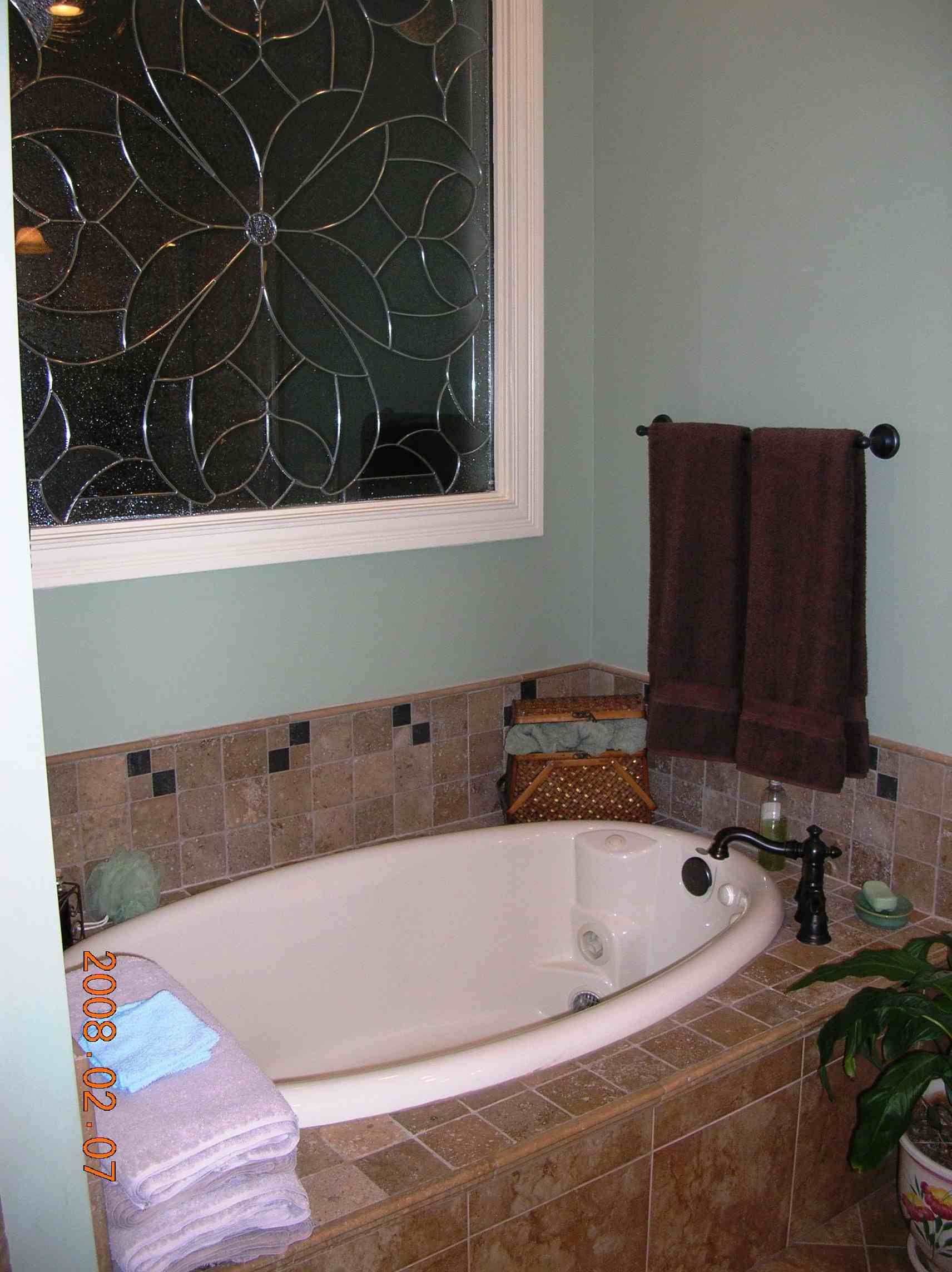 Bathtub Tile Surround For The Home Pinterest