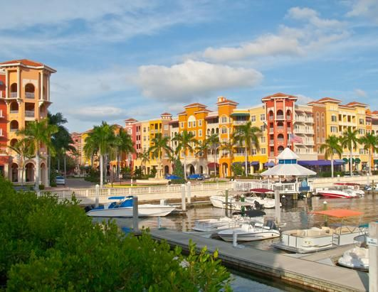 Naples Fl This Town Was Voted The Ninth Best Small In Country According To Smithsonian Magazine Even Winter Around Historic