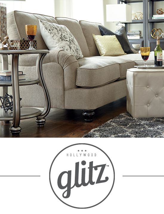 Hollywood Glitz™   Living Room Furniture   Glam, Chic And Classy   Ashley  Furniture