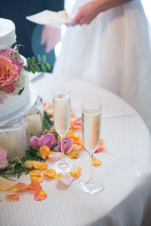 Alicia Corey Real Houston Wedding Houston Wedding Cake Table Decorations Reception Decorations