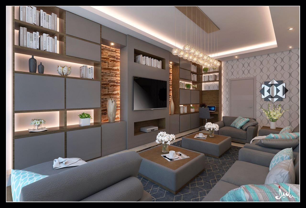 من أعمال شركة جيدا في التصميم الداخلي لغرف المعيشة للحجز والاستفسار تواصلوا معنا 920006386 تصميم داخلي تصمي Design Architect Design Interior Design