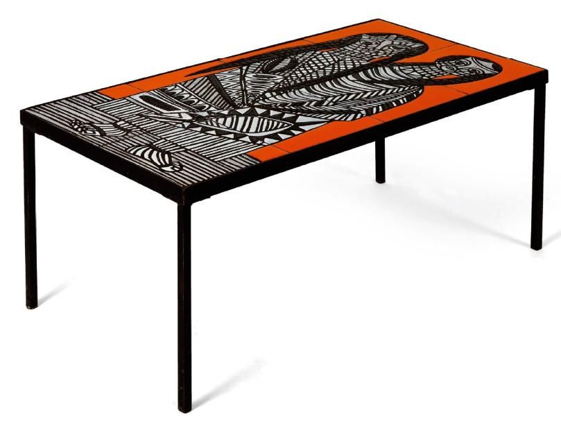 Capron Table Basse Rectangulaire Table Basse Decoration