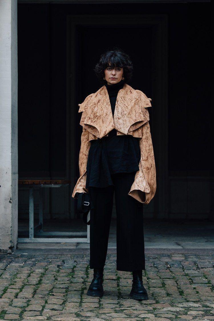 Copenhagen Fashion Week: Die Street-Styles, die Sie sich ansehen sollten