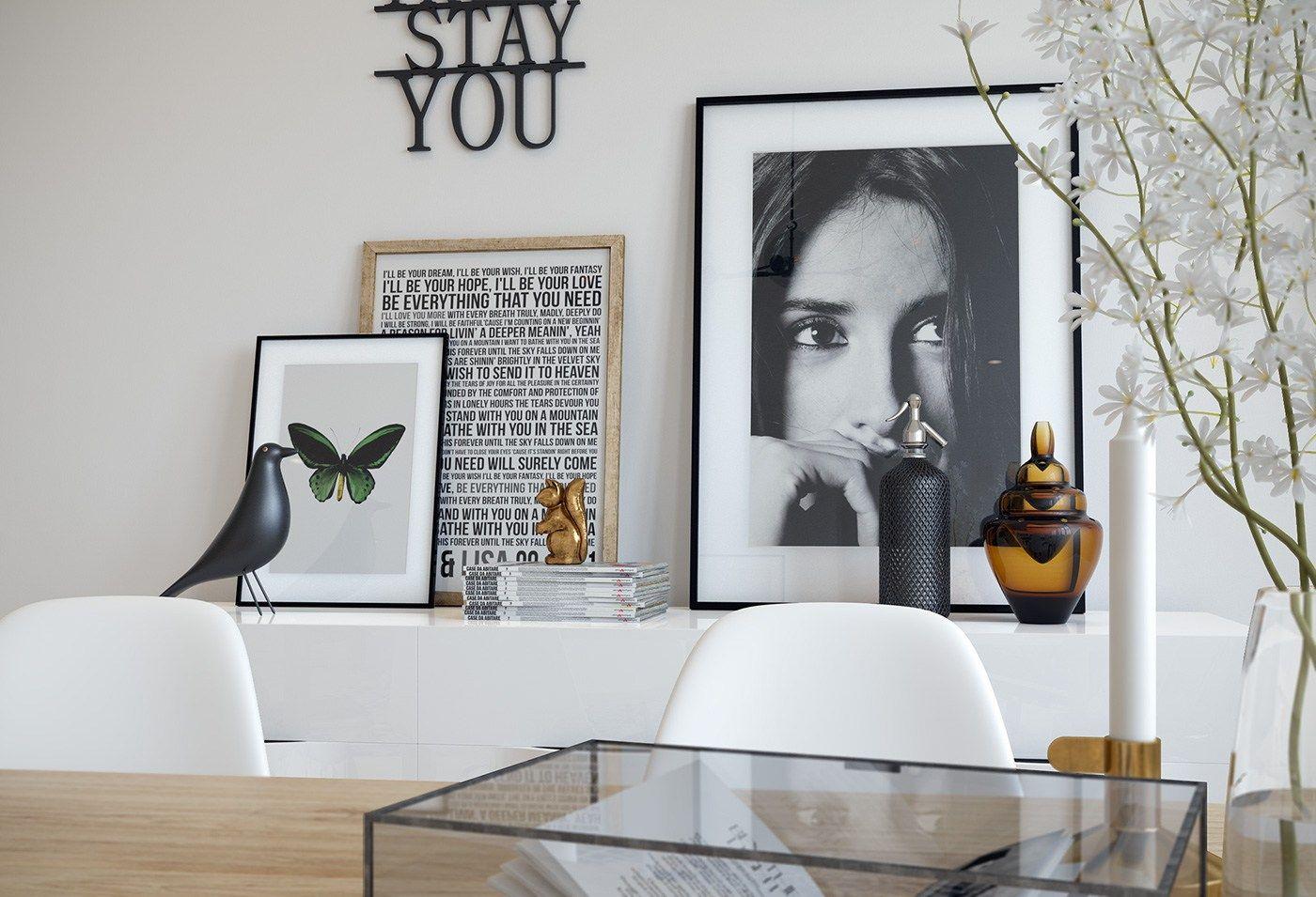 Decoraci n abierta decoracion pisos peque os cocinas for Decoracion piso pequeno