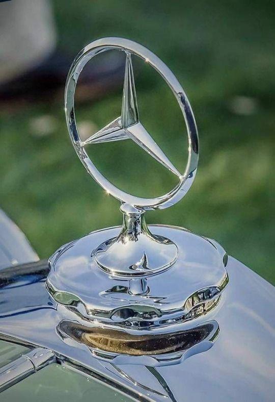 Mercedes benz hood ornament hood ornaments pinterest for Mercedes benz ornaments