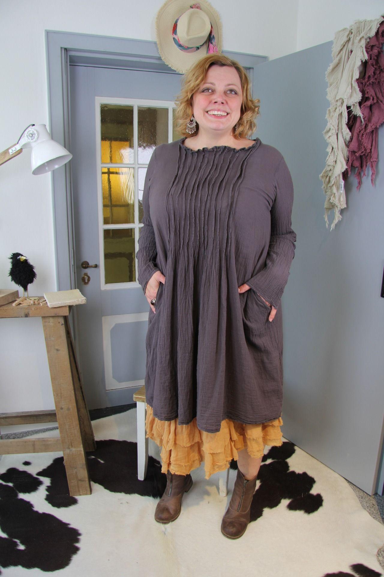 Privatsachen Tunika Buschtig 2011403 In Muskat Tunika Kleid Aus Reiner Kba Baumwolle Von Cocon Commerz Privats In 2020 Privatsachen Skandinavische Mode Tunika Kleid