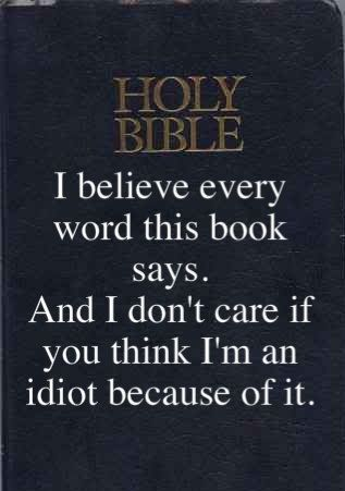 The #HolyBible is the Book of Books, & I believe! This is not merely a book about God, this is a book from God. :))