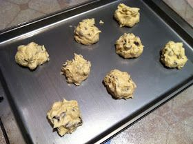 Ms. Etting's Recipe Spot: Kosher for Passover Chocolate Chip Cookies?!?