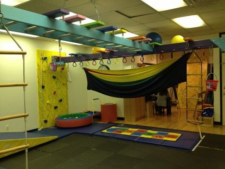Pediatric OT Gyms | Theraplay is a multidisciplinary pediatric therapy center Read More