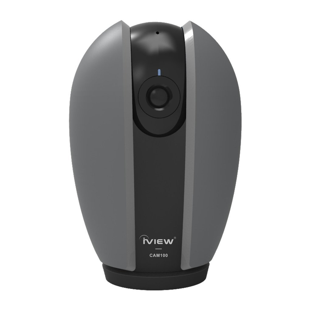 iView CAM100 Smart Home Security Camera with Motion