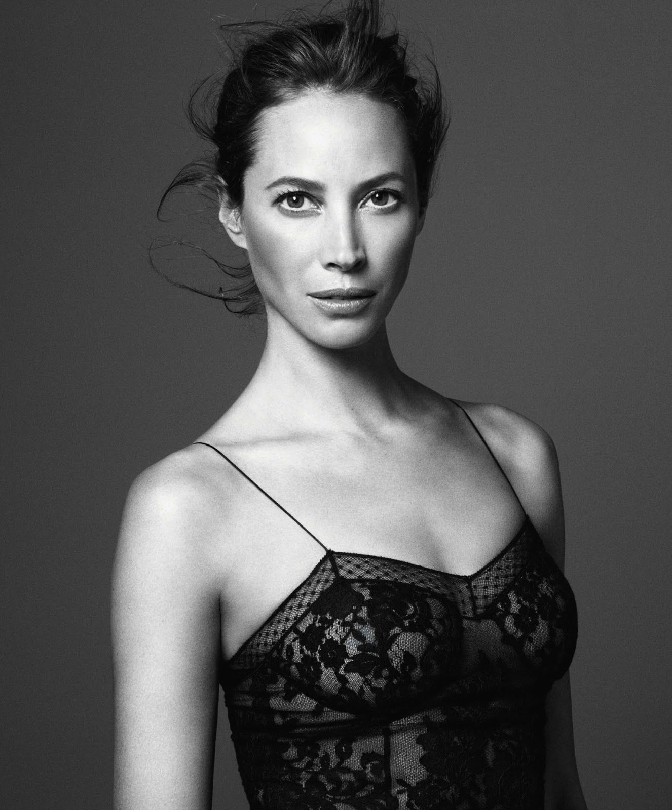 wild at heart: christy turlington by daniel jackson for us harper's bazaar june/july 2013