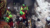 سقوط بالگرد امدادرسانی در محل ریزش بهمن در ایتالیا
