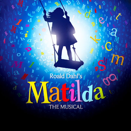 Image result for matilda musical logo