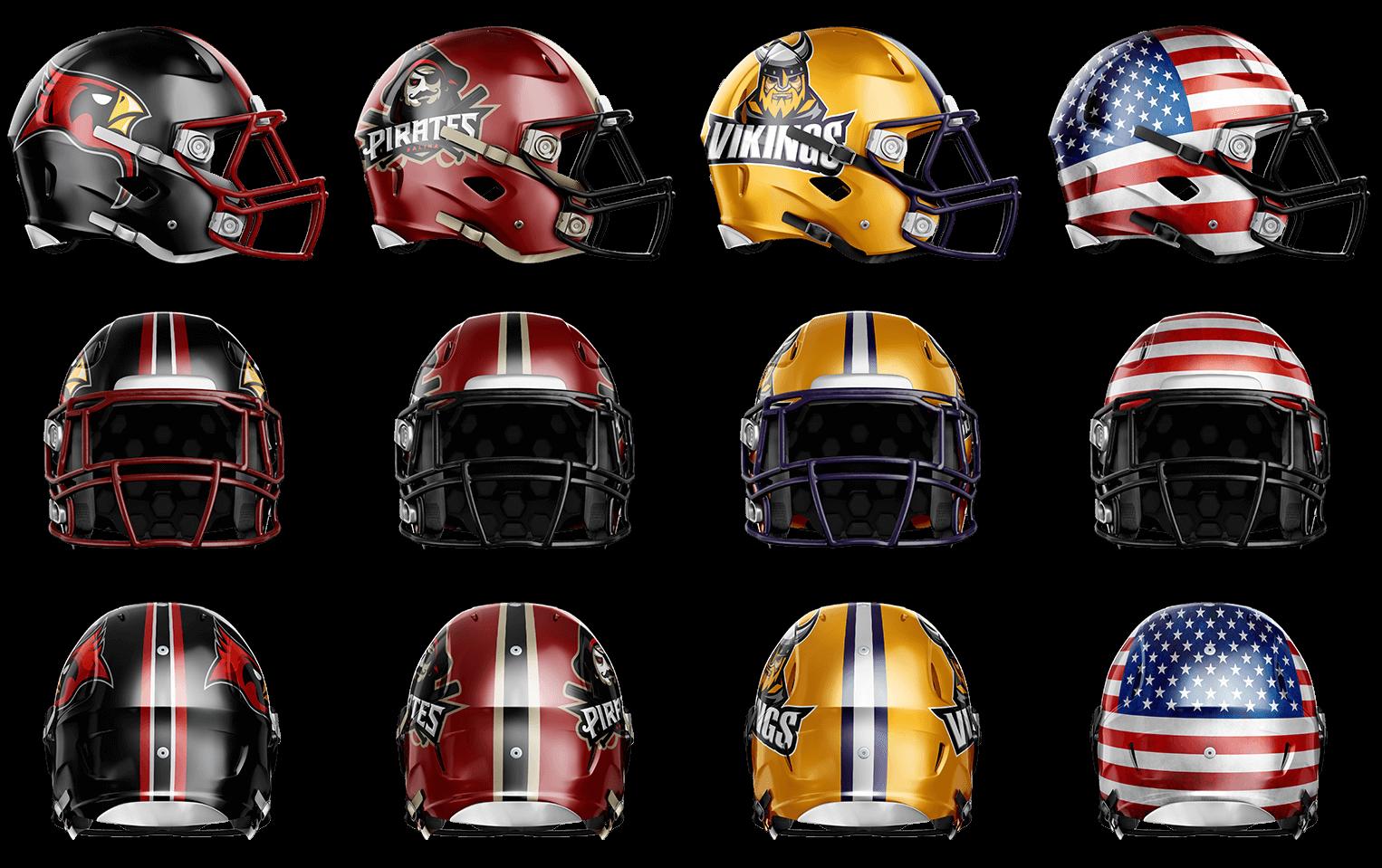 2110+ Free American Football Jersey Mockup PSD File