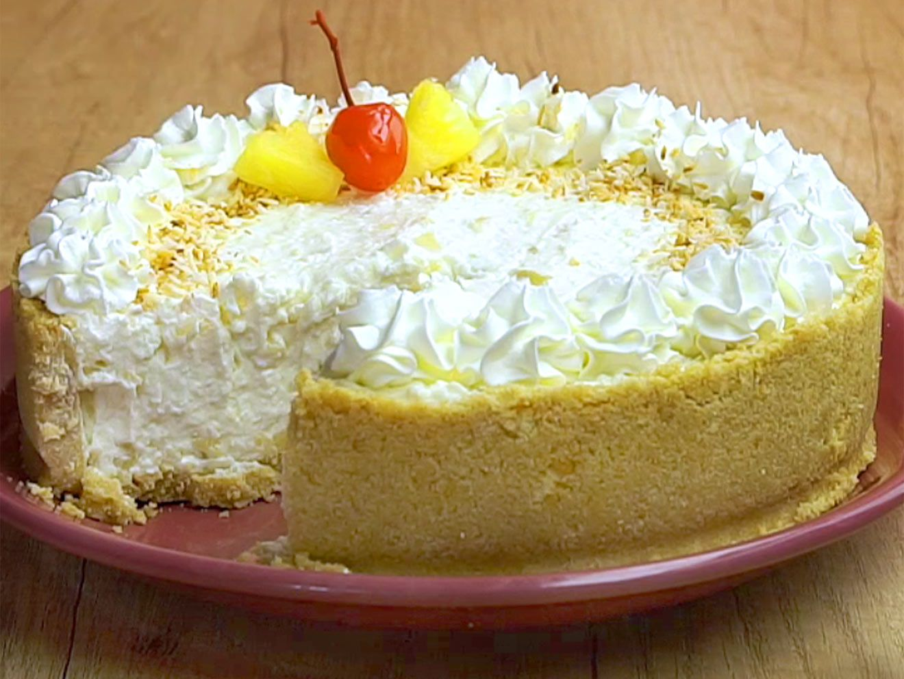 Pina Colada Torte So Geht S Sweet Dreams Torte Pina