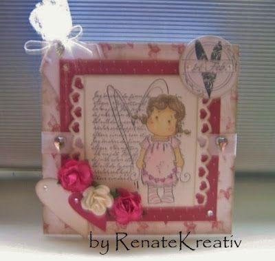 Renate Kreativ: Be my Valentine