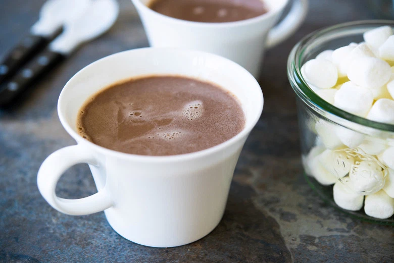 Homemade Hot Cocoa Mix #hotchocolaterecipe
