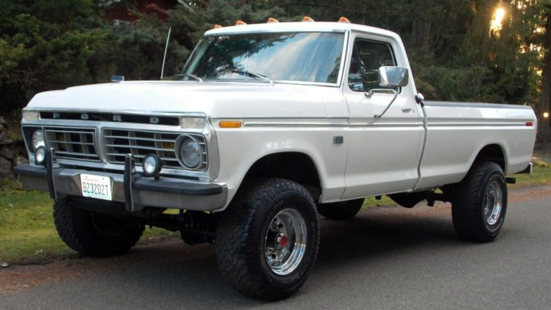 1976 Ford F 250 Highboy Ford Pickup Trucks 1979 Ford Truck