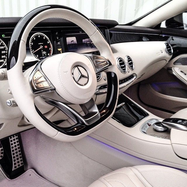 Amazing Interior From A Mercedes Benz S 63 Amg Coupe Style Design Mercedesbenz Interior Beauty Class Luxury Cars Mercedes Benz S Mercedes Benz Canada