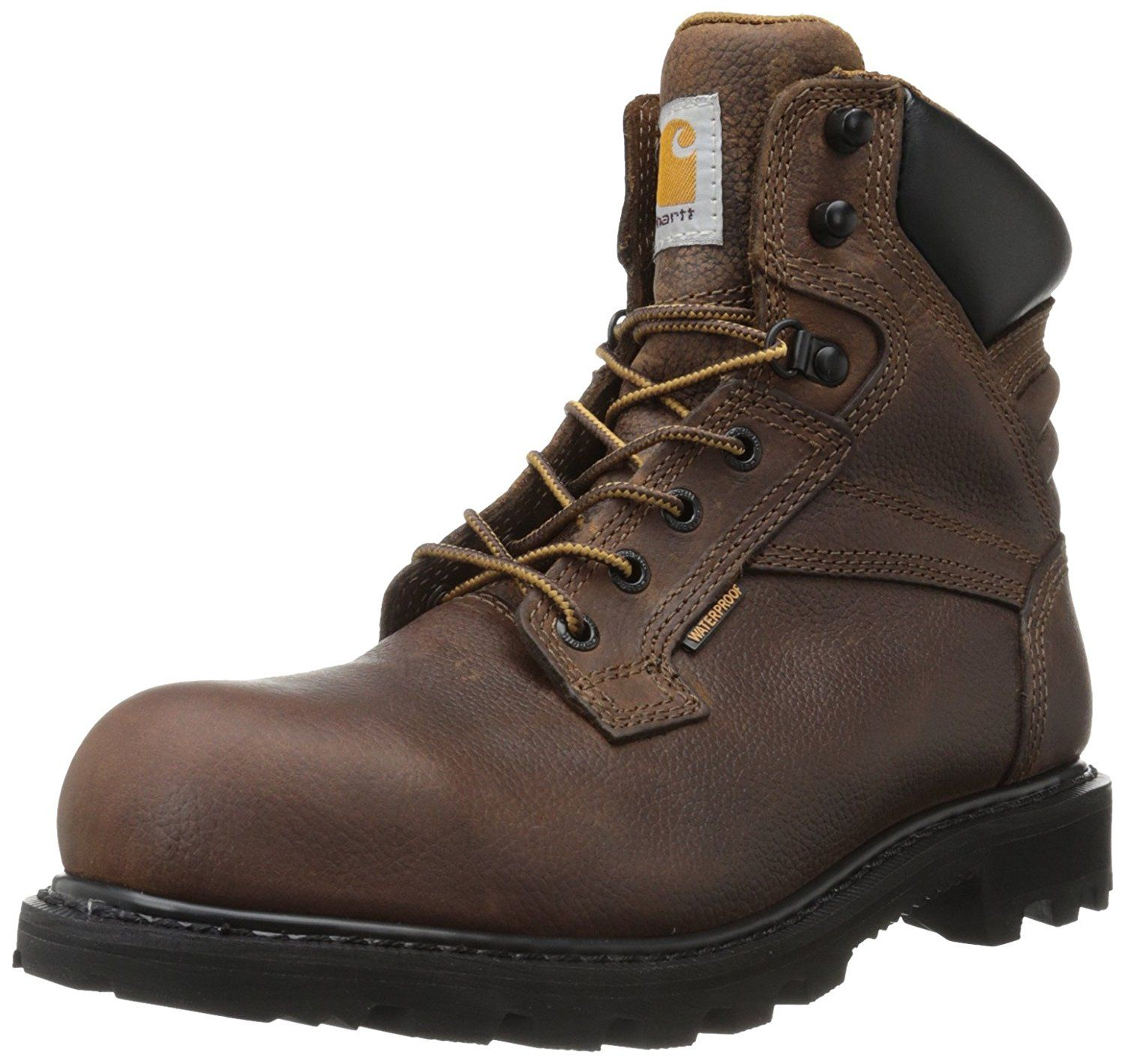 Carhartt Men's CMW6230 6 Inch Steel Toe Boot ** Details can be found  : Carhartt Boots
