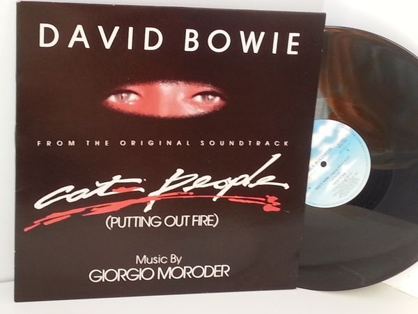 David Bowie Cat People Putting Out Fire 12 Inch Mcat 770