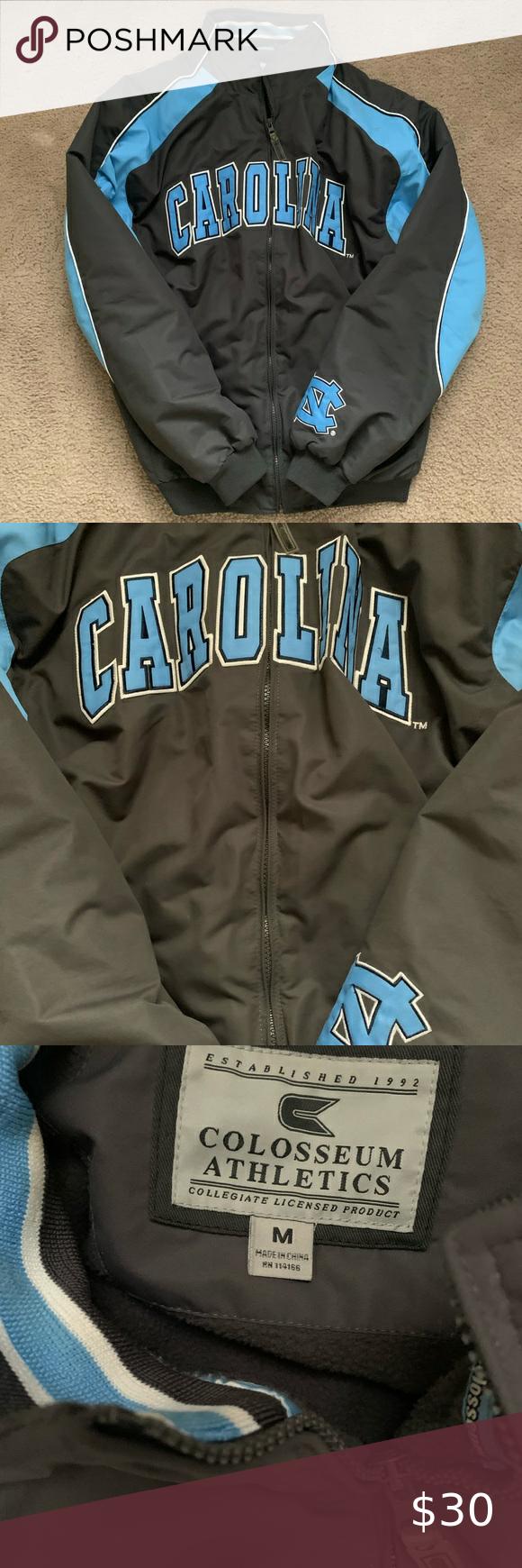 North Carolina Tar Heel Jacket North Carolina Tar Heels Jackets Tar Heels [ 1740 x 580 Pixel ]