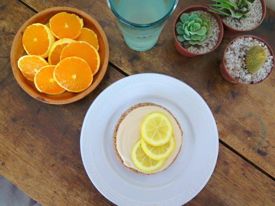 Pie de Limón nutritivo y saludable  👌