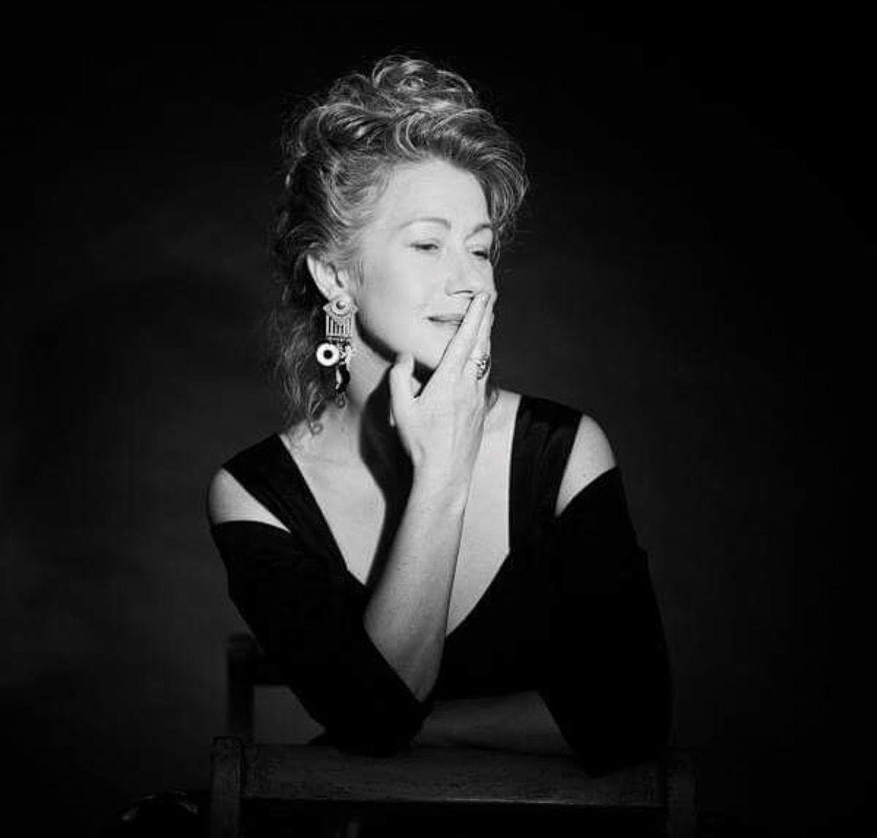 Love this photo of Helen Mirren...