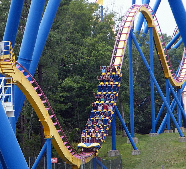 Nitro Six Flags Great Adventure Google Search Six Flags Great Adventure Six Flags Scary Roller Coasters