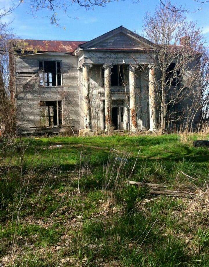 Épinglé sur Abandoned Houses