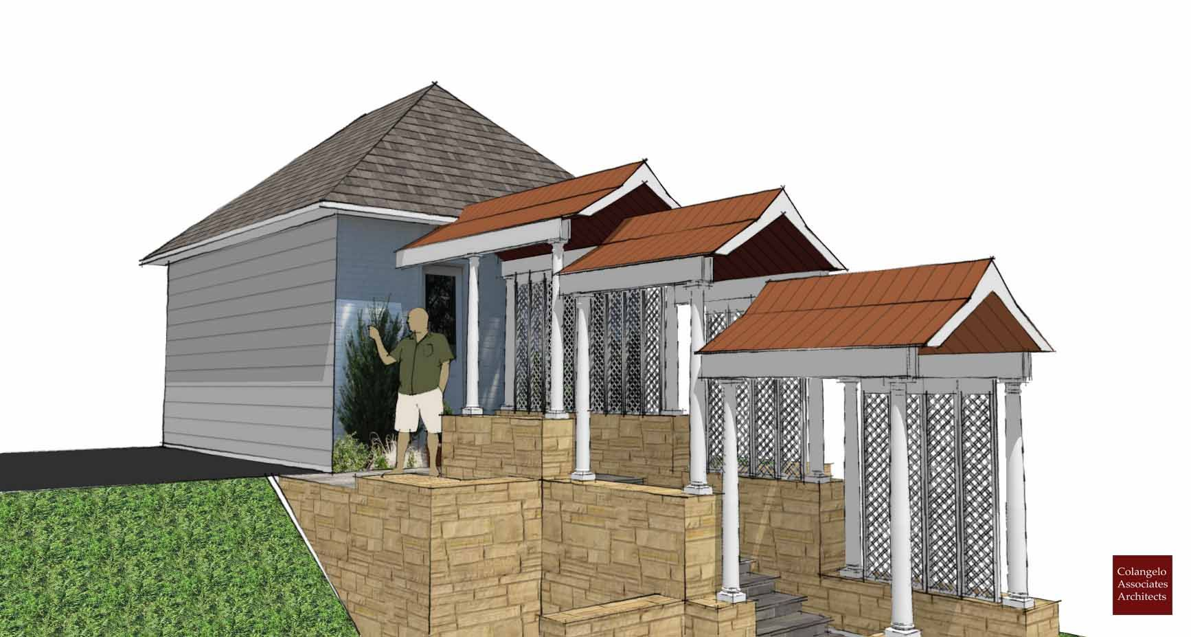 Architects /Greenwich, Scarsdale, Rye, Darien / Colangelo Associates