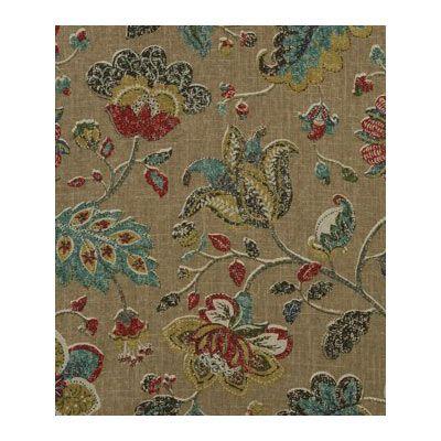 Shop Robert Allen @ Home Spring Mix Pomegranate Fabric at onlinefabricstore.net for $18.53/ Yard. Best Price & Service.