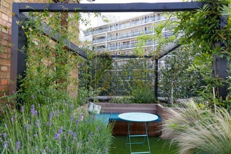 Jardin sur le toit –10 aspects à considérer pour un jardinage réussi