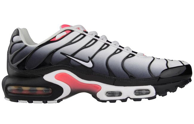 size 40 4260d 82e45 Nike Air Max Plus (Tuned 1)   Black, White   Infrared