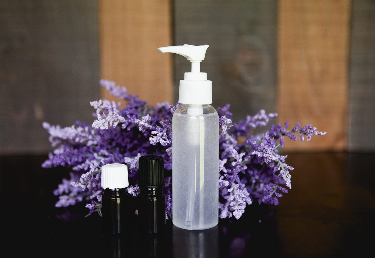 Diy Lavender Mint Hand Sanitizer Spray Recipe Hand Sanitizer