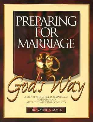 Be ready for marriage