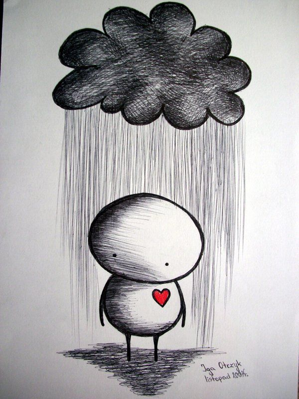 Sad Emotional Drawings Top Images Art Pinterest Drawings