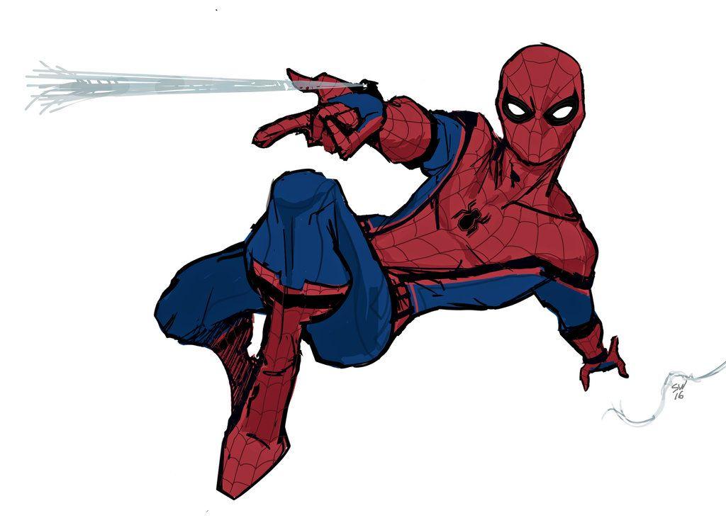 MCU Spider-Man By Sean-Walsh.deviantart.com On @DeviantArt