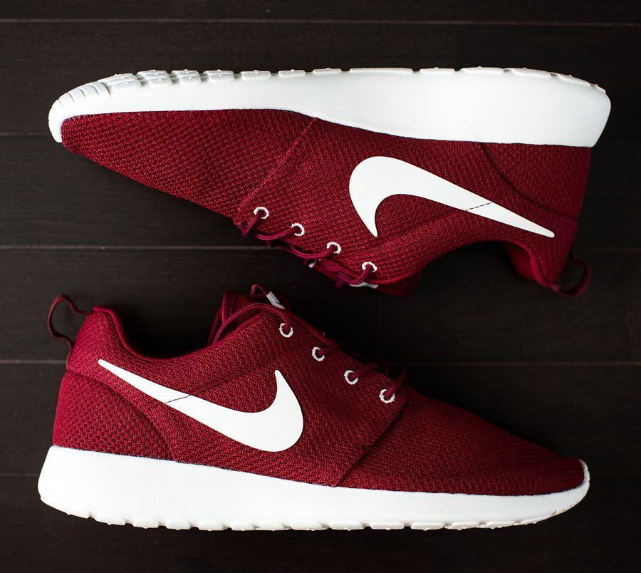 Roshe Run Maroon For Sale April 2017