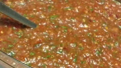 Authentic Mexican Salsa Recipe  - Food.com #authenticmexicansalsa