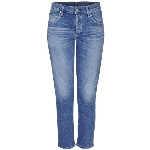 b861d1751e CITIZENS OF HUMANITY Pacifica Elsa Mid Rise Jean (17.780 RUB) via Polyvore  featuring jeans