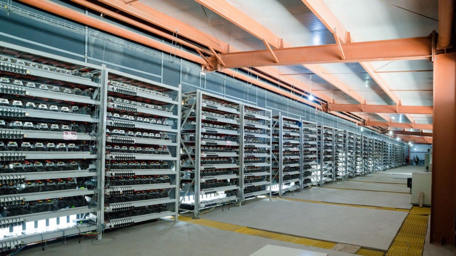 bitcoin mining half